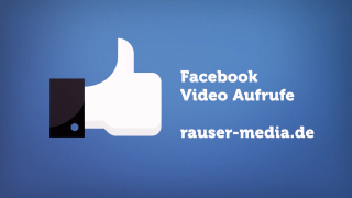 Facebook Video Aufrufe