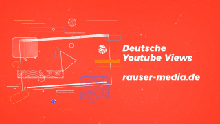 Deutsche Youtube Views
