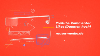 NEU: Youtube Kommentar Likes
